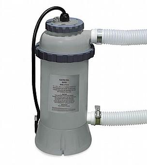 מעולה  מחמם מים חשמלי INTEX לבריכות ביתיות | משאבות חום | משאבות לבריכה TG-18